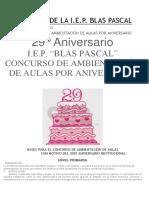 Aniversario de La i Bases