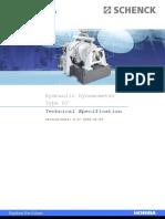 Hydraulic Dynamometer DT