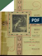 Manual Marías de los Sagrarios 1915