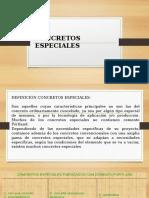 Diapositivas Tecnologia Del Concreto