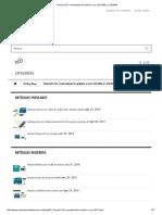 Tutorial LCD, Conectando Tu Arduino a Un LCD1602 y LCD2004