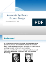 Design 001H-3H AmmoniaSynthesis Introduction DownLoadLy.ir