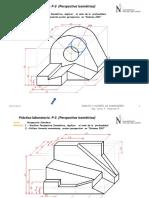 p 3 Práctica Laboratorio Perspectiva Isom
