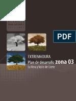 Plan de Desarrollo Zona 3 Vera-Jerte