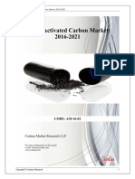 Global Activated Carbon Market 2016 2021