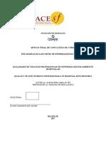Artigo de Conclusão Da Pós- Graduação (Re-editado)