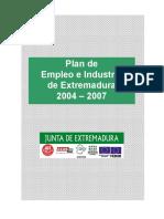 V Plan de empleo Extremadura.pdf