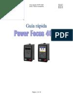 Guia Rapida PF4000