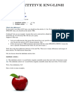 Basic English Grammer123