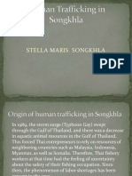 Human Trafficking in Song Khla