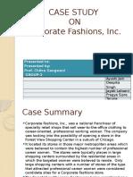 Case Study Rm