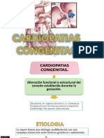 Cardiopatias Congenitas CIA