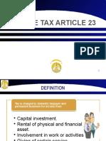 tax 5 ppt