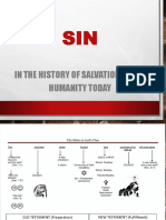 Definition and Nature of Sin