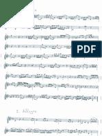 1. Violino I - Haendel