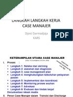 Langkah Kerja Case Manajer