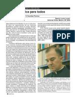 Bioética ¿para todos? - Prof. Ramón Lucas Lucas