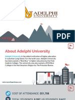 Study Abroad at Adelphi University, Admission Requirements, Courses, Fees