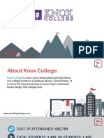 Study Abroad at Knox College , Admission Requirements, Courses, Fees