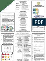 Brochure Bln Stem 2017 (Bidang Sains dan Matematik)