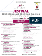 Alpenclassicafestival 20-30 luglio 2017