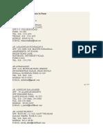 List of Interior Designers in Pune