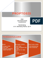 Referat Mata Proptosis Ppt
