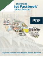 Jharkhand District Factbook- Bokaro District