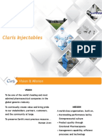 Claris Injectables - Corporate PPT (Jan 2017)