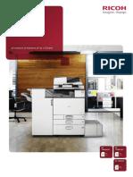 Impresora Multifuncion MPC4503SP MPC5503SP MPC6003SP