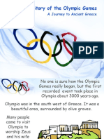 The Story of the Olympic Games.ppt