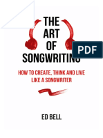 The Art of Songwriting - Preview eBook