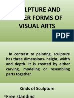 4 SCULPTURE AND OTHER FORMS OF VISUAL ARTS.pptx