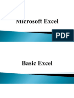 Chapter 10-Excel 2010