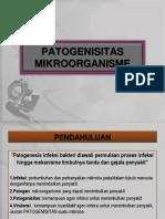PATOGENISITAS Mikroorganisme