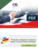 Módulo_Motivación y Delegación.