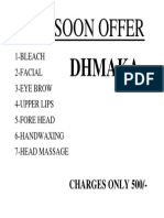 MANSOON OFFER.docx