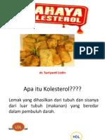prolanis bahaya kolesterol sury.pptx