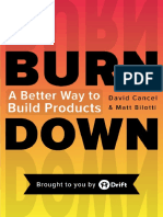 Burndown - A Better Way to Build Products