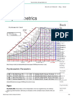 Psychrometrics _ Energy-Models