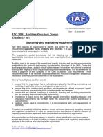 APG StatutoryRegulatory2015