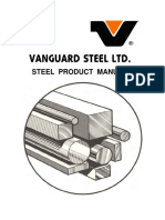 Vanguard Steel Product Manual