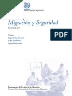 Fundamentos Gestion Migracion y Seguridad OIM