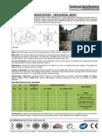 Data Sheet- Gabion Box - English R0 10Feb2013