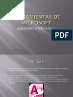 Herramientas de Microsoft