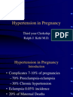 Anesthesia for Complicated Pregnancy