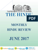 The Hindu Review June 2017