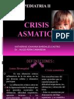 Crisis Asmatica Katherine