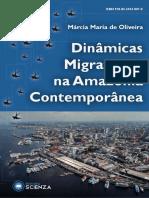 Dinamicas Migratorias Na Amazonia Contemporanea