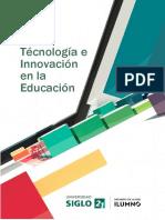 CI PP Tecnología e Innovación en La Educación